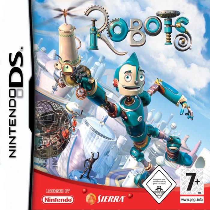 robots игру