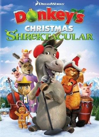 Donkey's Christmas Shrektacular (2010) tainies online oipeirates