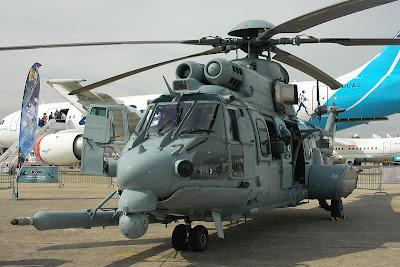 Eurocopter EC725 - Malaysia Bakal dapat 2 buah