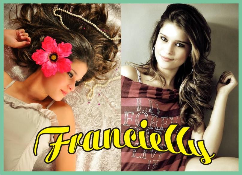 A Musa da Web. Francielly Ramos