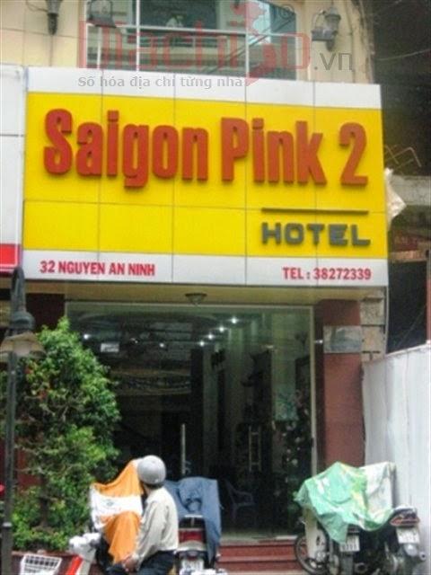 Saigon Pink 2 Hotel