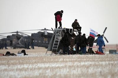 Soyuz TMA-05M