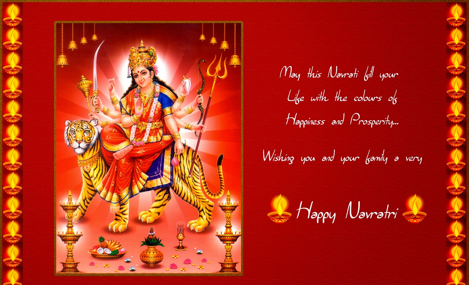 Durga maa wallpapers for navratra festival download