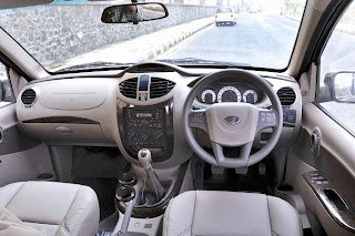 mahindra xylo interior view