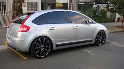 Citroën C4 Rebaixado