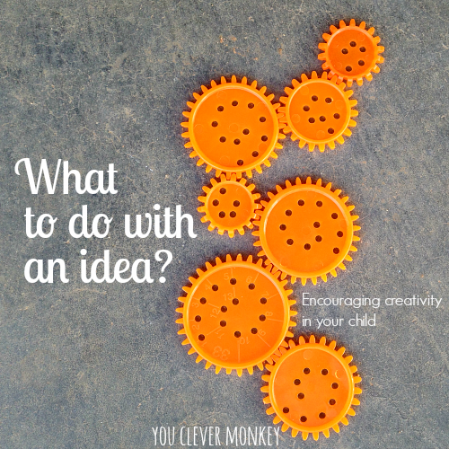 How to encourage creativity in our children | youclevermonkey