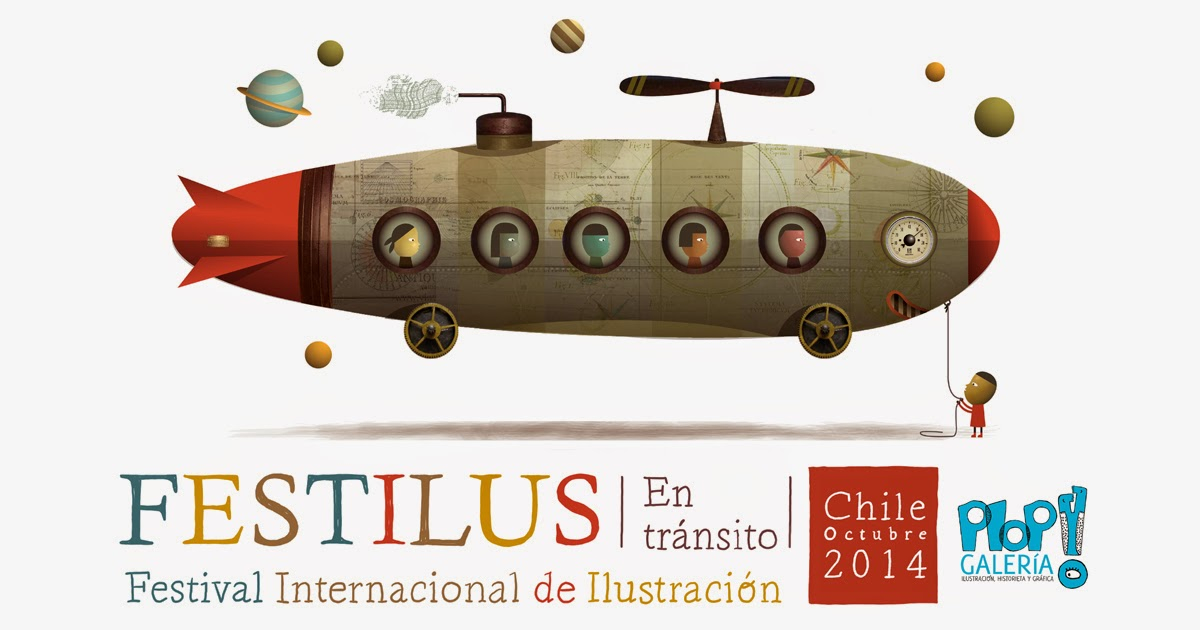 Festilus Chile 2014 (en tránsito)