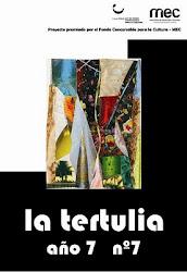 Revista Cultural La Tertulia