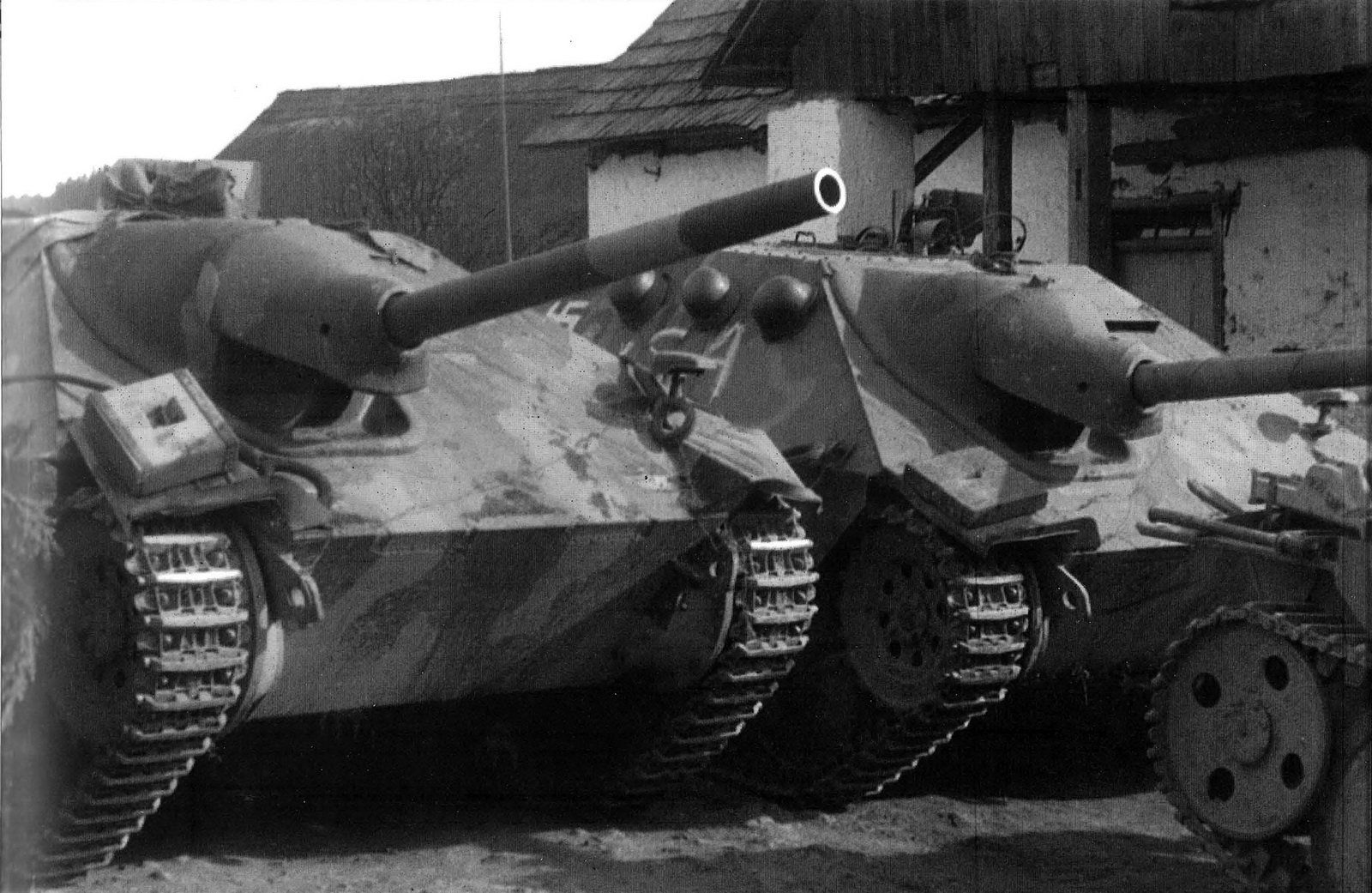 World war ii pictures in details jagdpanzer 38 of 11 for Div p