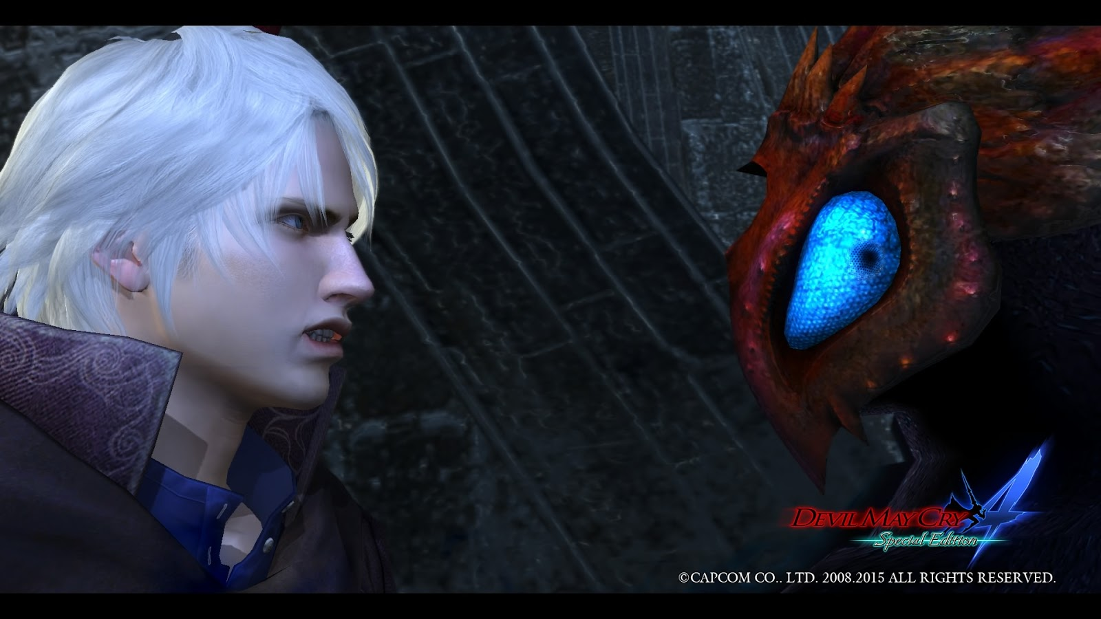Devil may cry 4 special edition ps4 review sharkberg nero stares down a crab ghost voltagebd Gallery