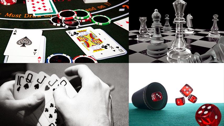 JJ Poker Reportajes - Teorías sobre Blackjack y Poker, Habilidad y Suerte