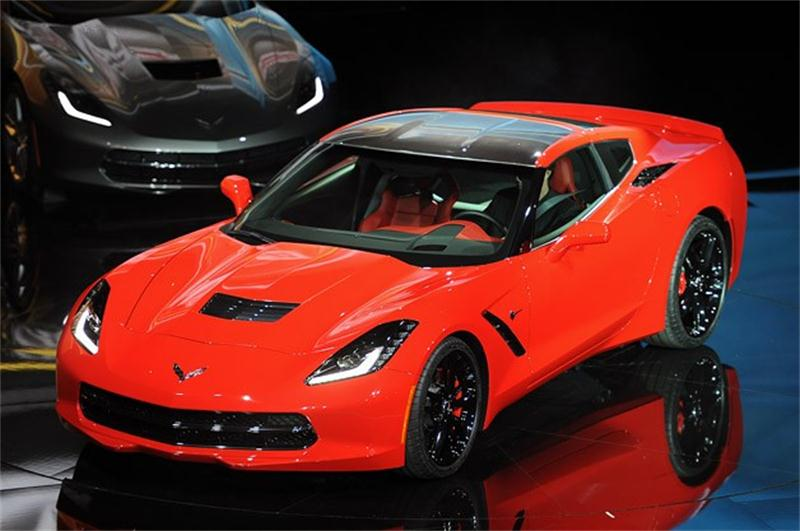 Exotic And Muscle Cars: 2014 Chevrolet CORVETTE Stingray (C7) Car ...