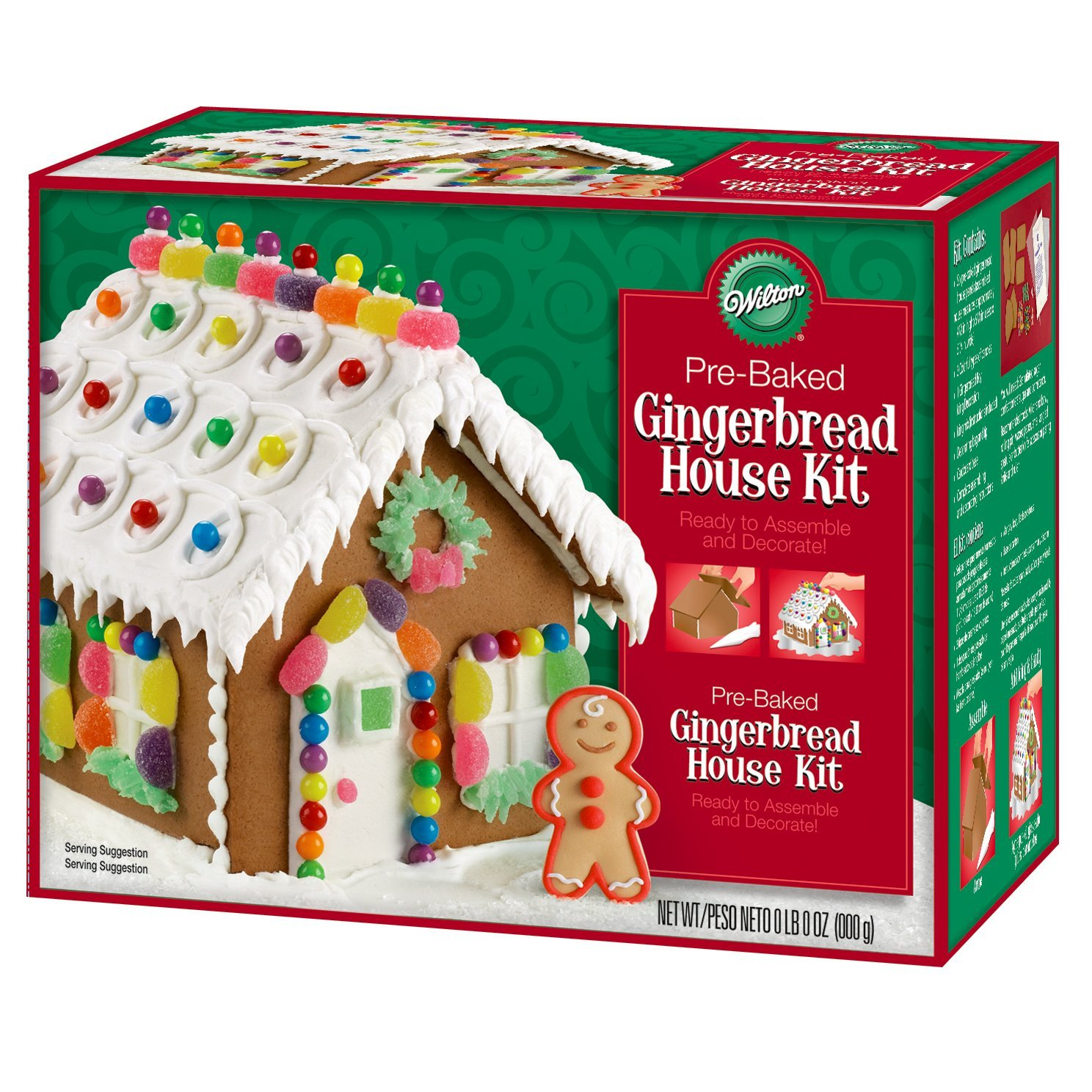 Mini Gingerbread House Diy: 25 Days Of Christmas: Day 13