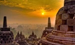 Candi Borobudur : Tempat wisata di jogja yang fenomenal