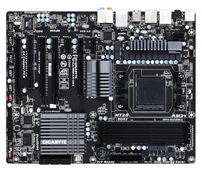 gigabyte motherboard am3