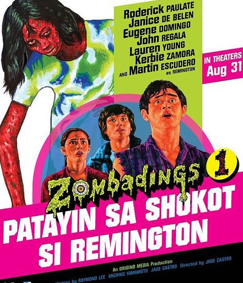 watch filipino bold movies pinoy tagalog Zombadings 1: Patayin sa Shokot si Remington