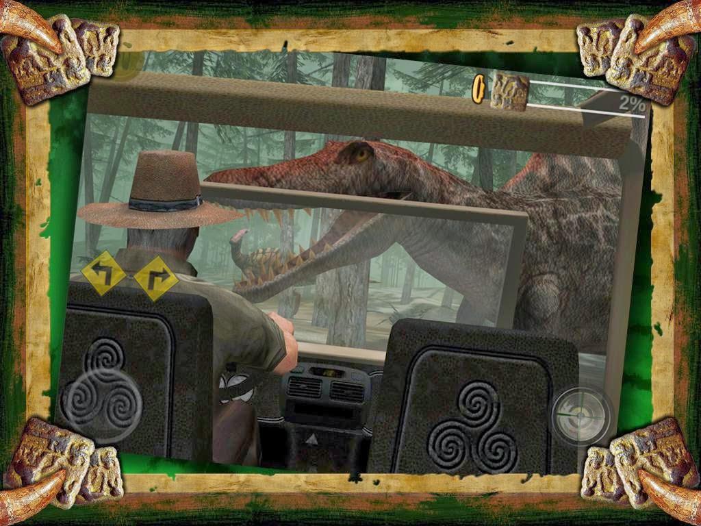 Dinosaur Safari (Dinazor Vurma) Android Apk Oyunu resimi 2