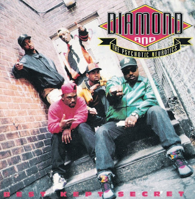 Diamond And The Psychotic Neurotics – Best Kept Secret (CDS) (1992) (320 kbps)