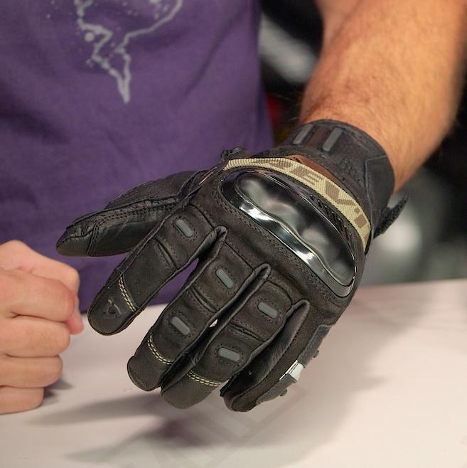 REV'IT! Cayenne Pro Motorcycle Gloves