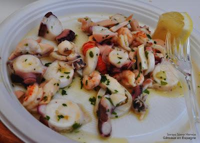 Salade mer