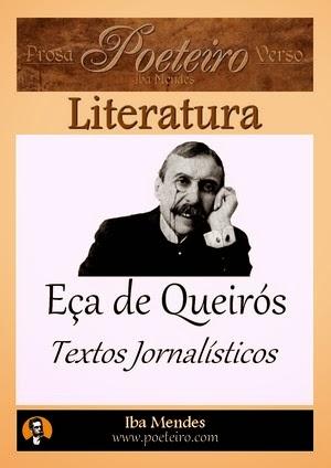 Eca de Queiros - Textos Jornalisticos - Iba Mendes