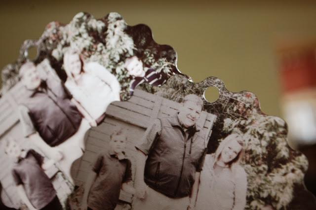 Emily Ashby DIY Toad's Treasures Family Photo Ideas Christmas Ornaments Metal