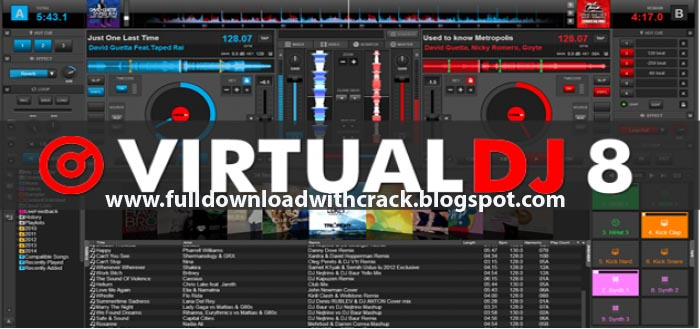 virtual dj full crack download