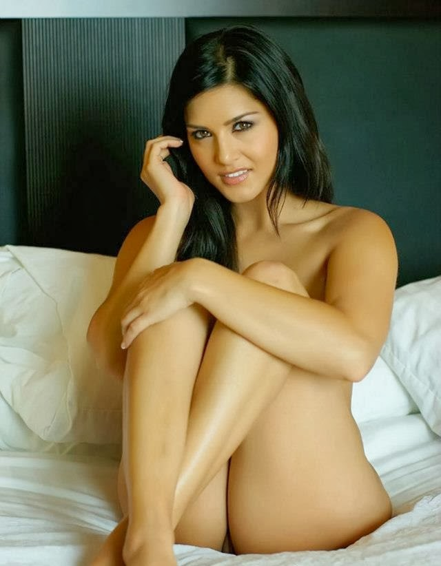 Hot Bollywood & Hollywood HD Wallpaper: Sunny Leone nude