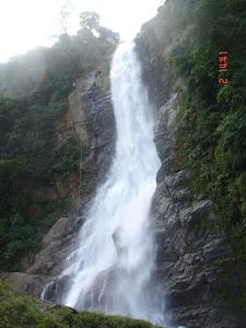 Roteiro 2 - Rapel na Cachoeiras do Véu da Noiva