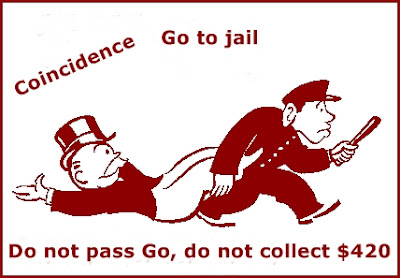 Go to jail, do not pass Go