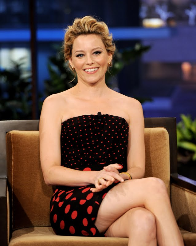 Something Elizabeth banks legs seems