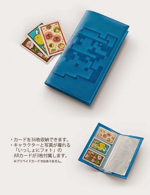 club nintendo japan ar card holder