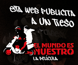 Este blog publicita a un tieso