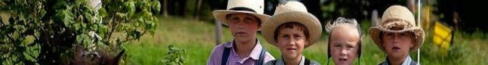 Amish Header