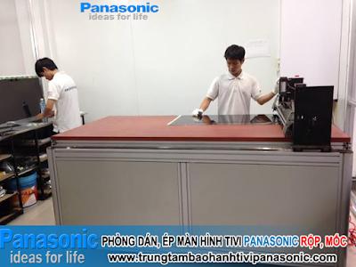 Dịch vụ sửa tivi Panasonic tại nhà Hải Phòng