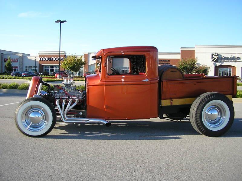 Hot Rod Ford Trucks