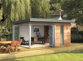 Modern mini homes designs ideas for Modern miniature house designs