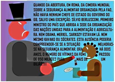 OS GRANDES HIPÓCRITAS MUNDIAIS