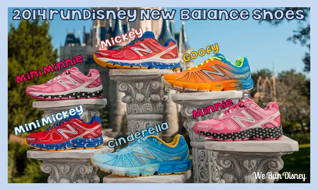 disney new balance shoes