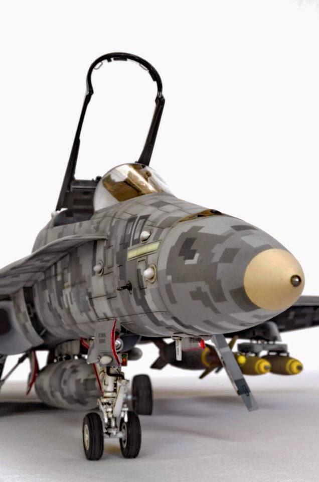 """""""F-18 C"""""""