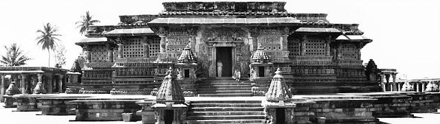hoysaleswara temple halebid