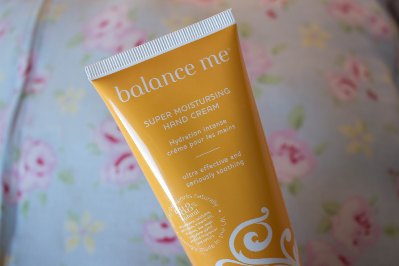 beauty blogger, balanceme beauty, natural hand cream, beauty blog,