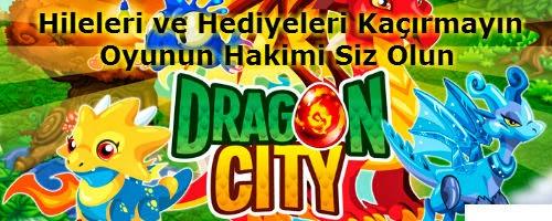 Dragon City Hediye ve Hileleriyle oyunun hakimi olun!