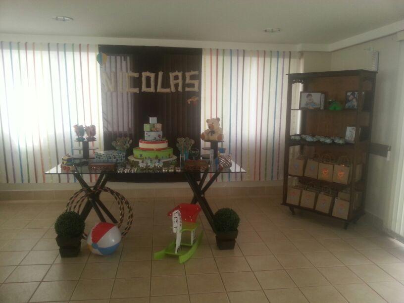 Luca festas mobili rio e personalizados brinquedos - Mobiliario rustico ...