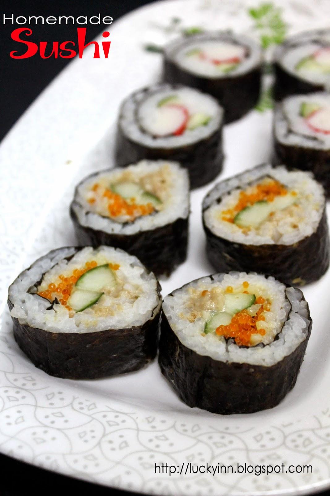 每次看到小朋友的饭盒里装着爱心寿司,我就会很 ...