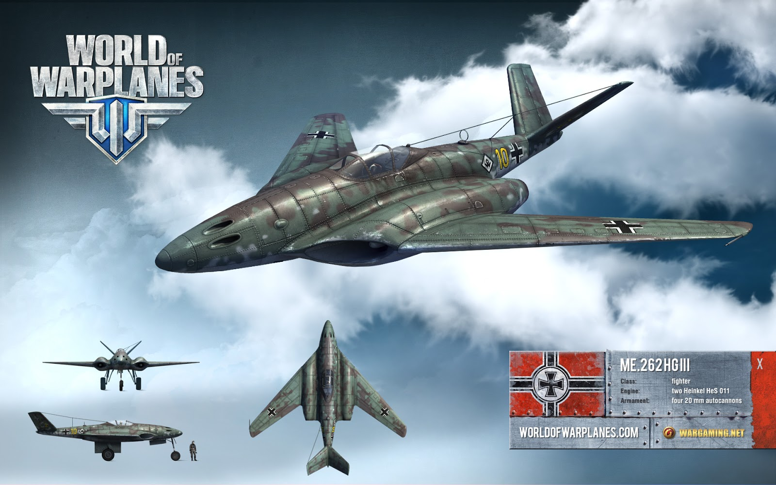 World of warplanes review web game 360