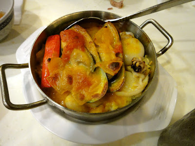 Seafood Curry Baked Rice at Macau Restaurant Tsim Sha Tsui Hong Kong