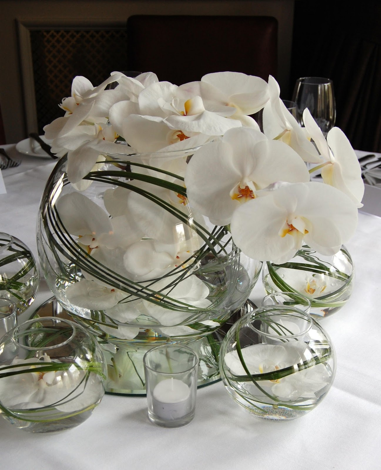 Flowers For A Wedding Reception: Mood Flowers: Wedding Reception Flowers