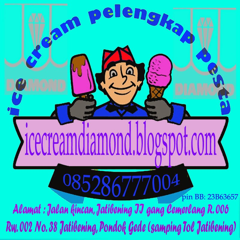Logo Agen Ice Cream