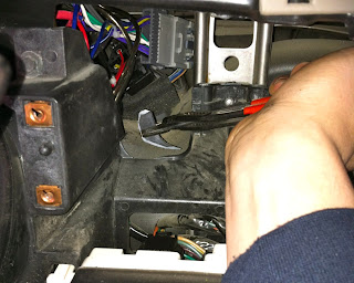 Chevy Silverado Double Din Indash Install
